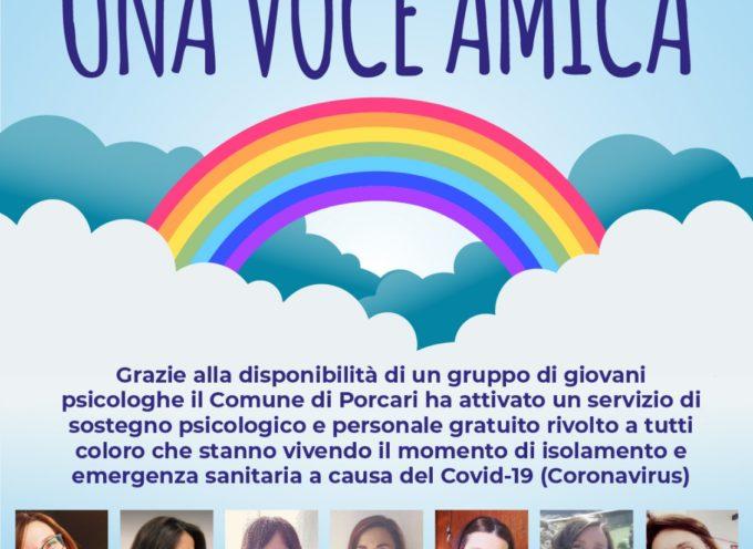 """""""Una voce amica"""": le psicologhe volontarie del Comune di Porcari danno supporto alla cittadinanza"""