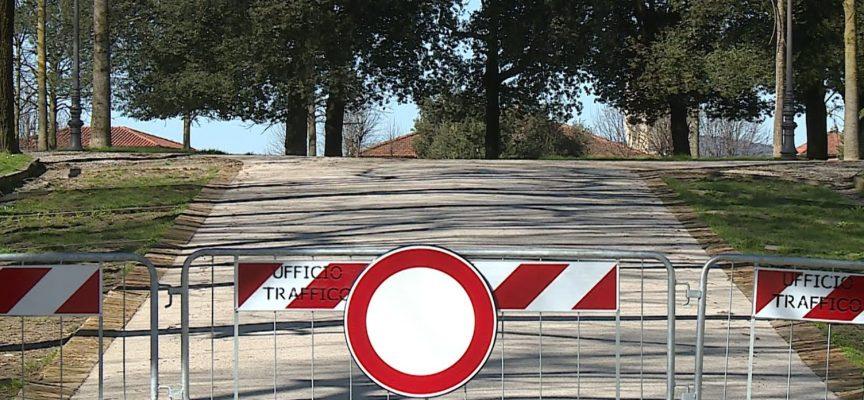 Il deserto delle Mura Urbane chiuse al pubblico