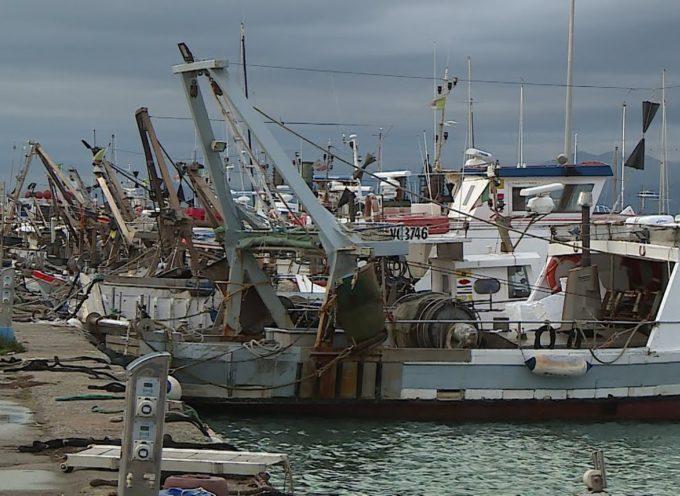 la pesca si blocca e anticipa il fermo biologico