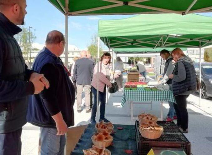 Mercati: garantito solo il servizio per i generi alimentari