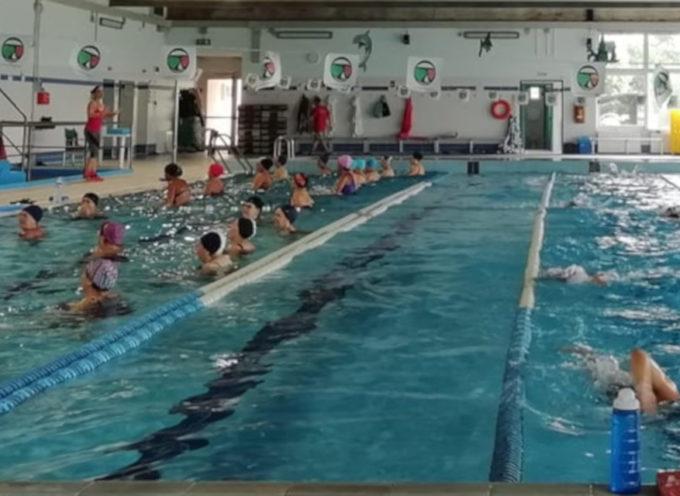 La piscina comunale di Capannori sospende la propria attività fino al 3 aprile