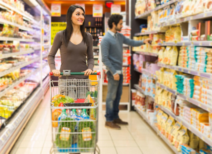 Coronavirus: 5 regole d'oro per fare la spesa al supermercato rischiando il meno possibile