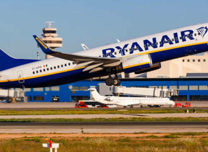 Effetto coronavirus, voli da e verso l'Italia ridotti da Ryanair per 3 settimane.