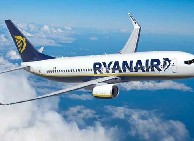 Ryanair cancella i voli da e per l'Italia.