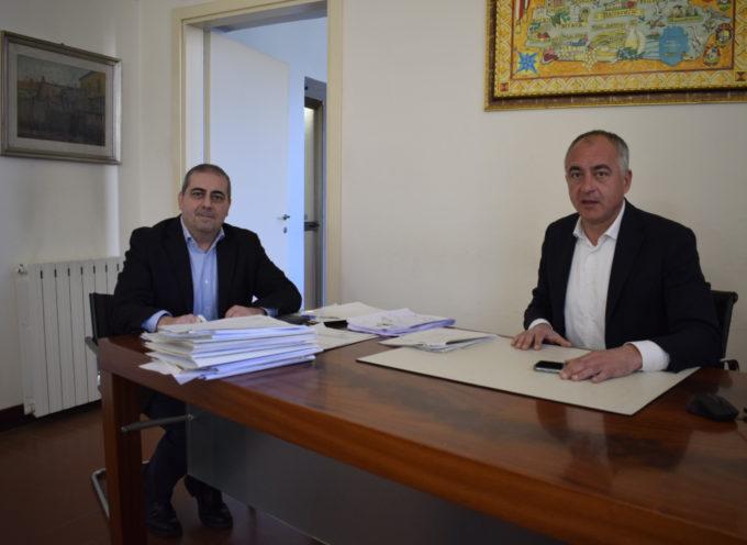 A Massarosa il nuovo segretario generale Il sindaco dà il benvenuto a Roberto Onorati