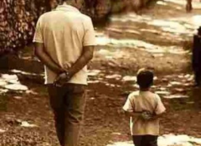 Un pensiero anche a tutti i papà che non sono più, ma che portiamo per sempre nel nostro cuore.