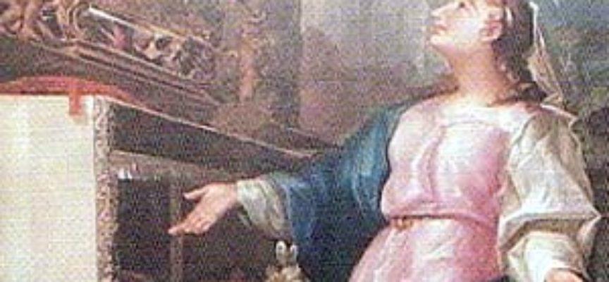 Il Santo del giorno, 31 Marzo: Santa Balbina