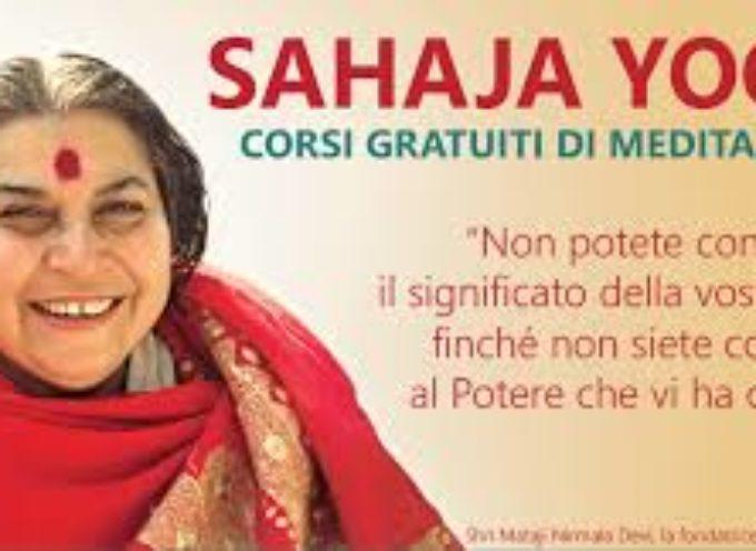 Al via un corso on line gratuito di meditazione Sahaja Yoga