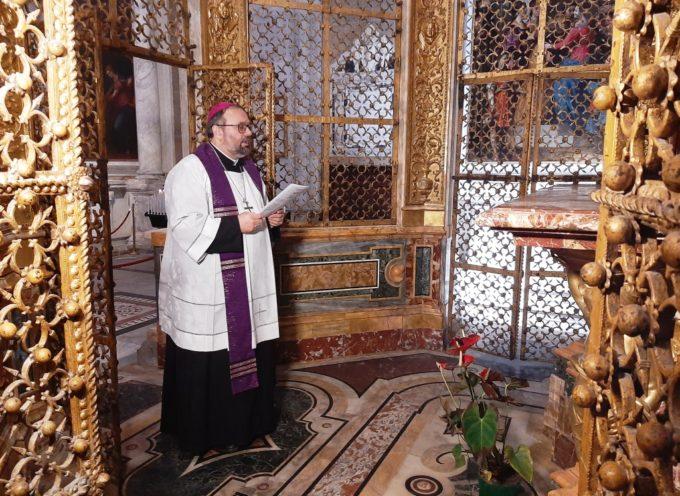 Supplica al Volto Santo in tempo di epidemia:le parole dell'arcivescovo Paolo Giulietti