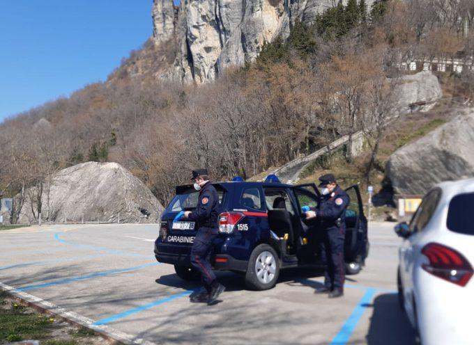 Carabinieri Forestali: presidio del territorio ai tempo del Covid-19