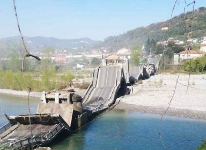 """Ponte sul Magra, Rossi: """"Anas chiarisca e ricostruisca in fretta"""