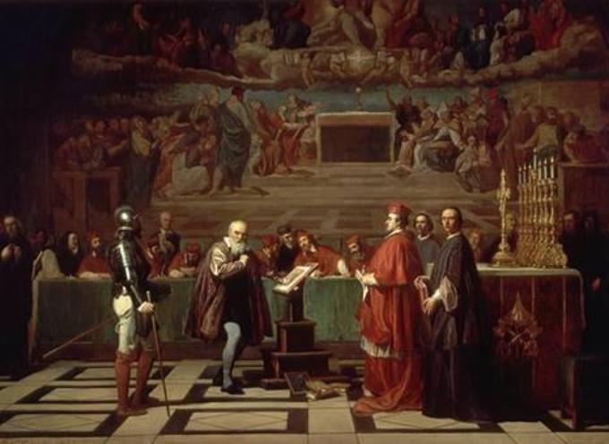 ACCADDE OGGI – 12 aprile 1633, inizia a Roma il processo a Galileo Galilei,