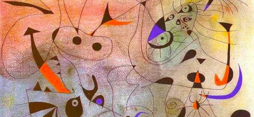 ACCADDE OGGI – 20 aprile 1893, nasce a Barcellona Joan Miró