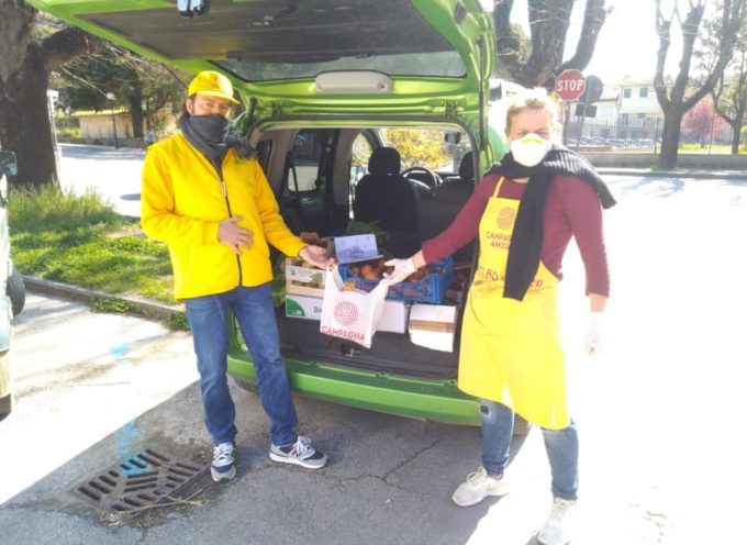 A Camaiore: cibo a Km0 a chi è in difficoltà