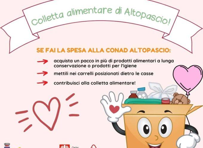 Il grande cuore di Altopascio non si ferma mai: nasce la colletta alimentare in favore di chi ha più bisogno!