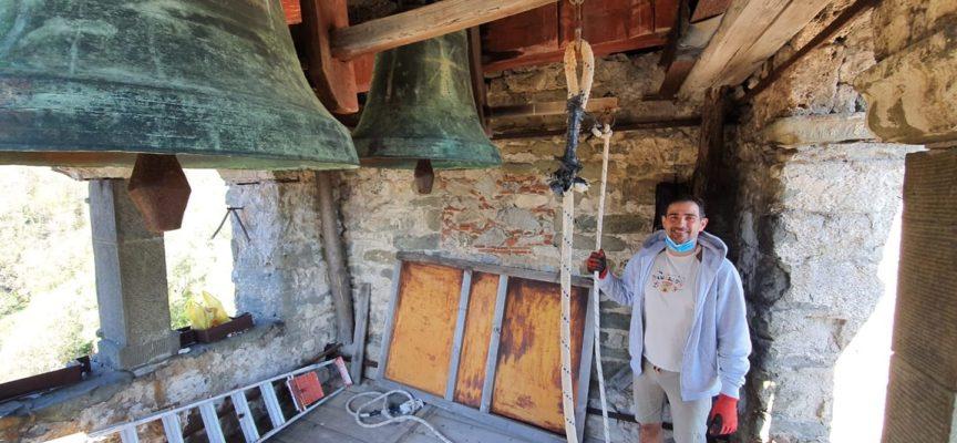 I campanili e le campane hanno scandito nei secoli le vicende degli uomini nei nostri paesi.