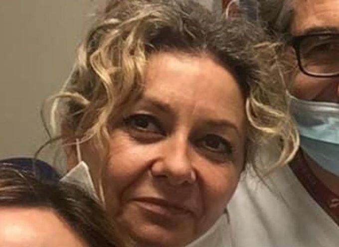 La solidarietà dalla ASL Toscana nord ovest – all'infermiera DAMIANA BARSOTTI