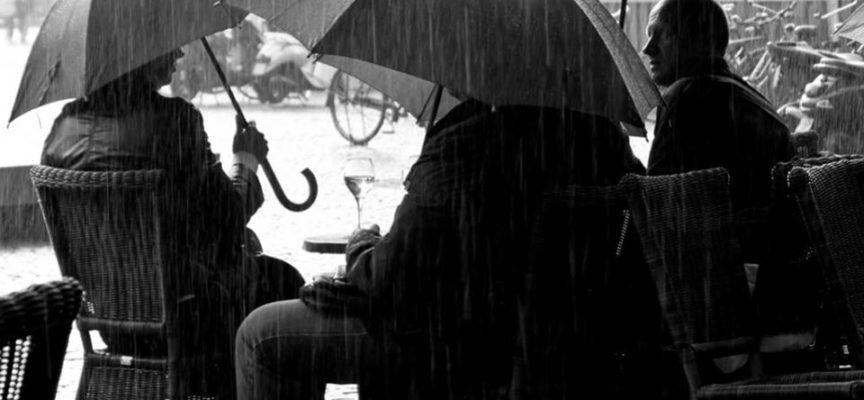 """Donne e ombrelli non si prestano neanche ai fratelli."""""""