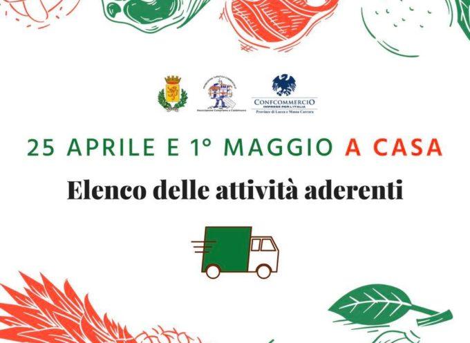 Tante le attività del territorio che hanno aderito all'iniziativa promossa dal comune insieme all'associazione Compriamo a Castelnuovo