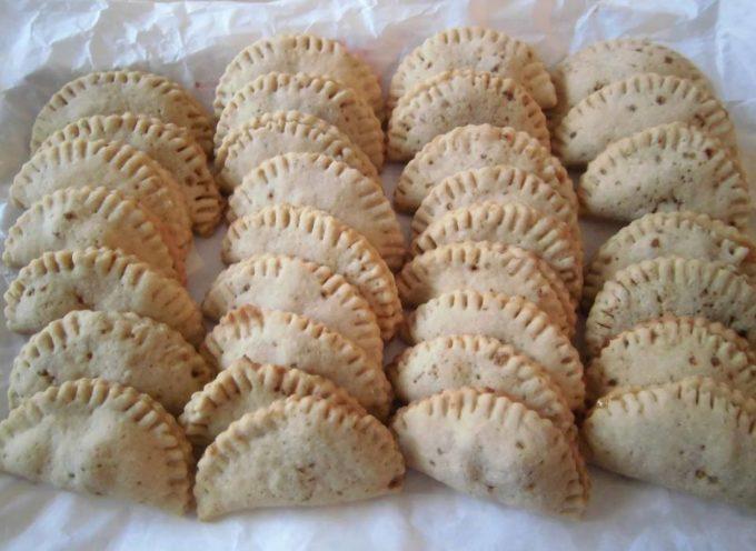 le Ricette di campagna: biscotti farciti