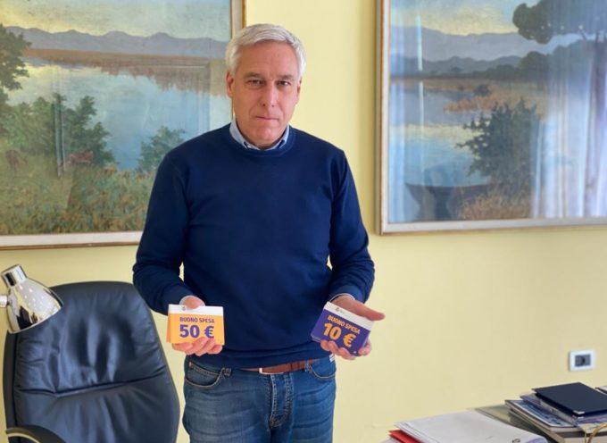 VIAREGGIO – BUONI SPESA: CONCLUSA LA CONSEGNA EROGATI OLTRE 212MILA EURO