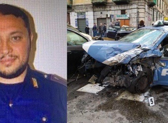 Pasquale Apicella era un agente scelto della Polizia e questa notte è morto durante l'inseguimento di tre criminali a Napoli.