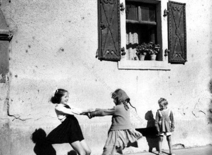 """Un giorno della mia infanzia"""", per giocare dopo il covid 19"""