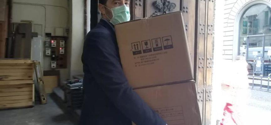 PESCAGLIA – Aggiornamento mascherine coronavirus.