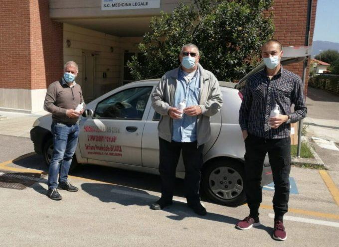 Donazioni alla ASL: la Zona Distretto di Lucca ringrazia l'Unione Italiana Ciechi e Ipovedenti