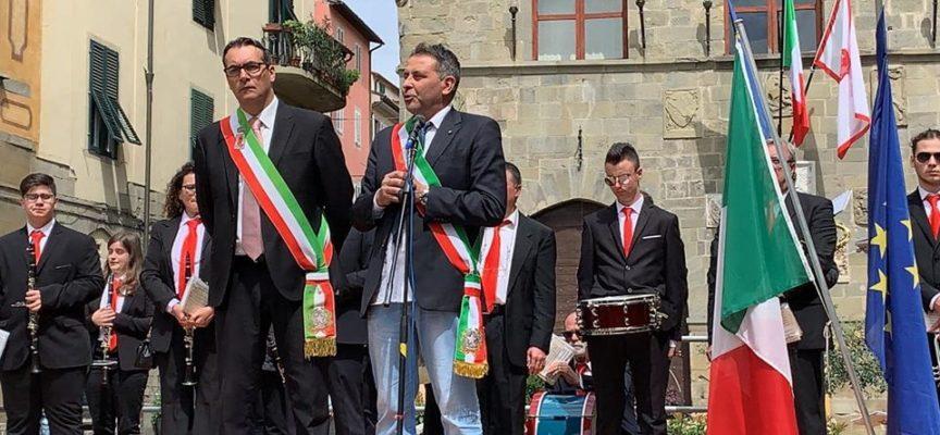 A Pescia si celebra il 25 aprile anche in tempi di coronavirus