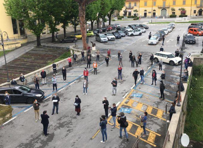 Emergenza Sanitaria: imprese consegnano chiavi attività, sindaco Giovannetti scrive al Premier Conte