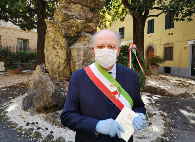 """Tambellini: """"Ritroviamo i principi autentici della libertà e le energie che 75 anni fa fecero risorgere l'Italia da un cumulo di macerie"""""""