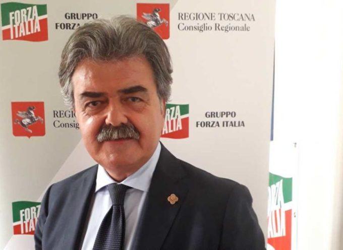 Imprese, Marchetti (FI): «Dalla Regione finora 0 euro di sostegni