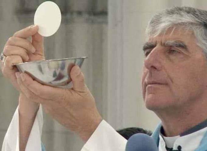 E MORTO IN ARGENTINA Monsignor Miguel Ángel D´Annibale. ORIGINARIO DI CASTELVECCHIO DI COMPITO
