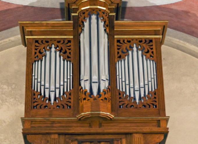 Per Stazzema è cultura appuntamento pasquale con un concerto della stagione dell'Organo della Pace