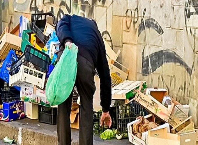 Allarme Coldiretti: 1 milione di poveri in più