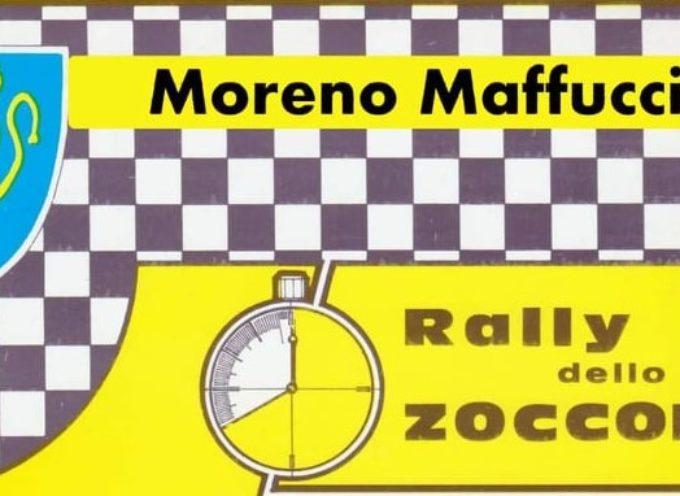 Rally dello Zoccolo 1980 – Nuovo libro per Moreno Maffucci