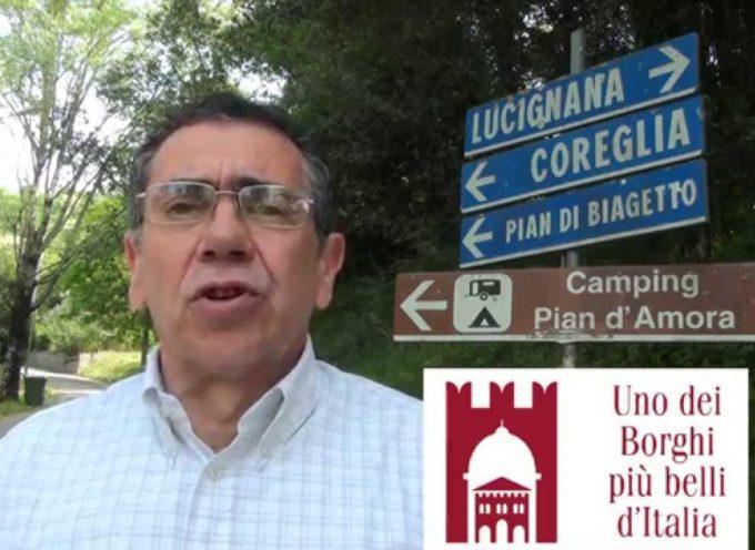 """""""i Borghi più belli d'Italia"""" – Coreglia Antelminelli (Video con Commento Audio)"""