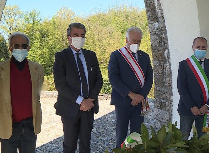 """Giani a S.Anna di Stazzema: """" Guai ad annacquare il significato del 25 Aprile"""""""
