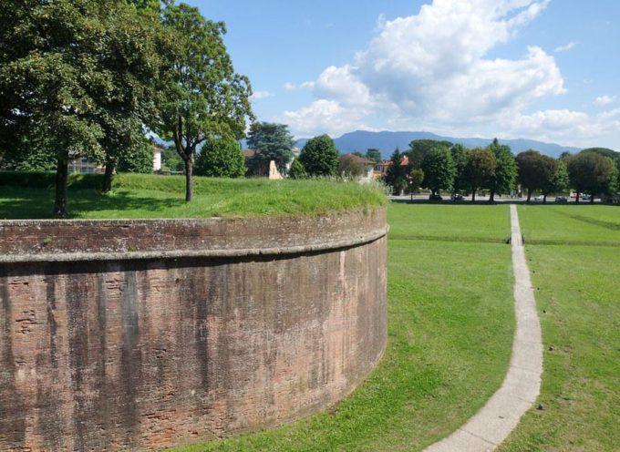Da lunedì 4 maggio riaprono le Mura e tutti i parchi pubblici: