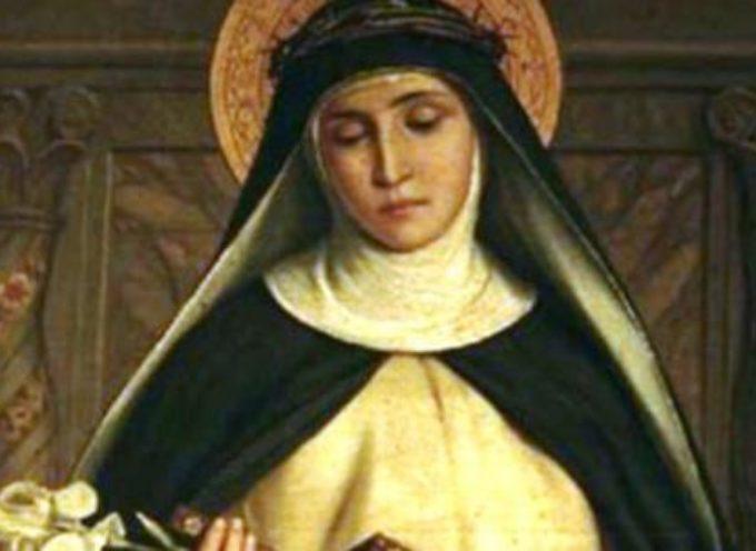 Il Santo del giorno, 29 Aprile: S. Caterina da Siena, compatrona d'Italia