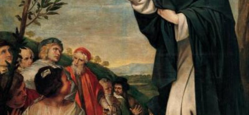 il santo del giorno 5 aprile, San Vincenzo Ferreri