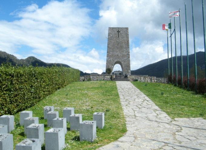 UN 25 APRILE 2020 ON LINE PER IL PARCO NAZIONALE DELLA PACE DI SANT'ANNA DI STAZZEMA