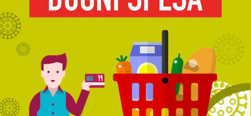 LUCCA – Stop alle domande per i buoni alimentari dal 1° maggio: