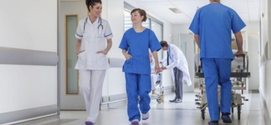 Più personale contro il coronavirus: nell'AUSL Toscana nord ovest assunti 289 infermieri e 46 medici in più