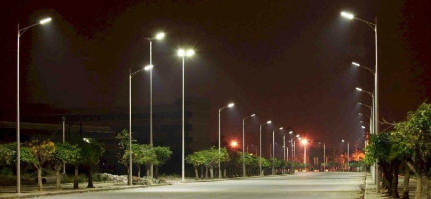 LUCCA – Approvati i progetti di riqualificazione degli impianti di illuminazione pubblica