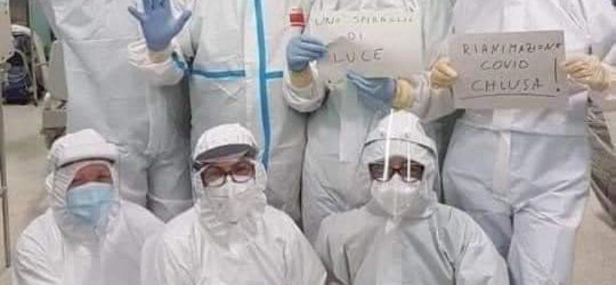 Chiusa la rianimazione COVID all'ospedale Versilia.