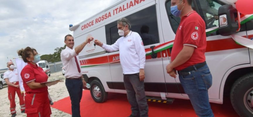 La Croce Rossa Italiana, in accordo con il Ministero della salute, sta effettuando test sierologici sul territorio nazionale per verificare l'andamento del Covid.