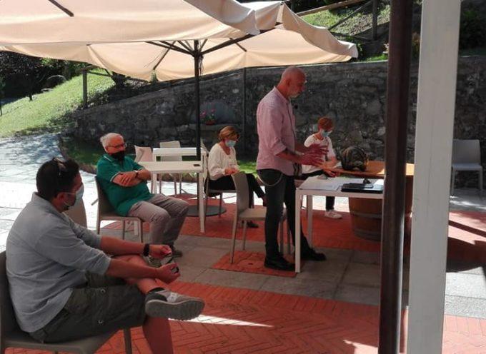 Decisamente positivo l'incontro fatto ieri con i ristoranti e bar del Comune Di Pescaglia.
