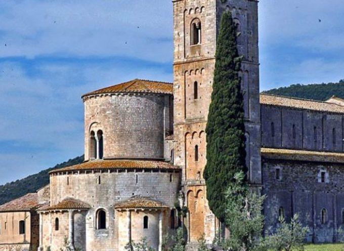 Il Santo del giorno, 11 Maggio: S. Antimo, e la sua splendida abbazia di Montalcino